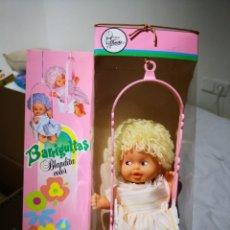 Muñecas Lesly y Barriguitas: BARRIGUITAS BLANDITA COLOR.. Lote 156994134