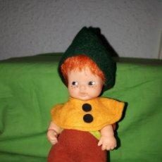 Puppen Lesly und Barriguitas - Muñeca barriguitas enanitos del bosque todo original de famosa pecas - 157871380
