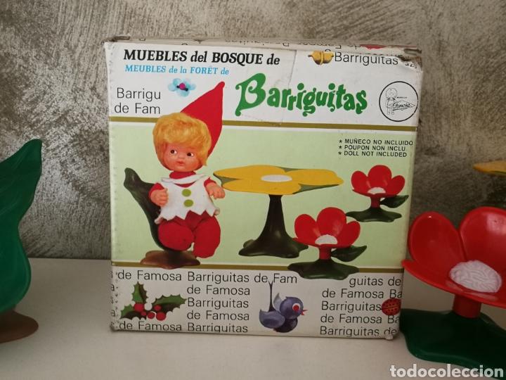 BARRIGUITAS DEL BOSQUE MOBILIARIO (Juguetes - Muñeca Española Moderna - Barriguitas)