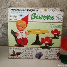 Muñecas Lesly y Barriguitas: BARRIGUITAS DEL BOSQUE MOBILIARIO. Lote 157915532