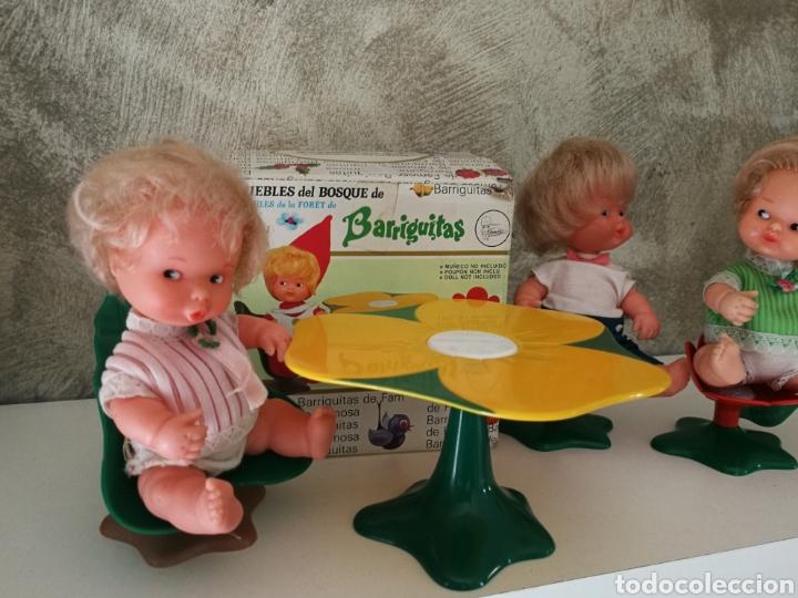 Muñecas Lesly y Barriguitas: BARRIGUITAS DEL BOSQUE MOBILIARIO - Foto 4 - 157915532