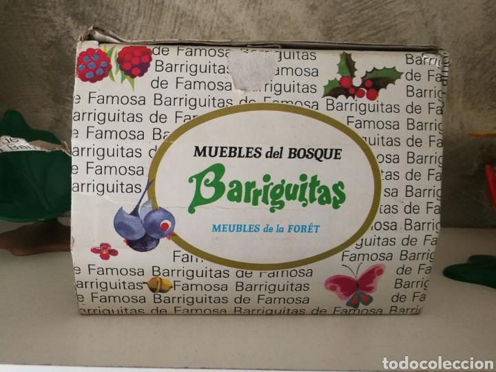 Muñecas Lesly y Barriguitas: BARRIGUITAS DEL BOSQUE MOBILIARIO - Foto 11 - 157915532