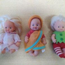 Muñecas Lesly y Barriguitas: LOTE BARRIGUITAS. Lote 157979206
