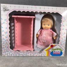 Muñecas Lesly y Barriguitas: MUÑECA BARRIGUITAS MINI. Lote 158090180