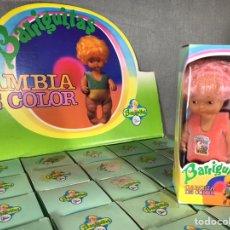 Lesly and Barriguitas dolls - Barriguitas cambia de color - 159887230
