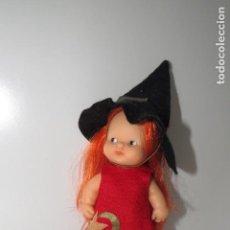 Muñecas Lesly y Barriguitas: BARRIGUITAS BRUJA - AÑOS 80. Lote 159973822