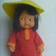Muñecas Lesly y Barriguitas: BONITA BARRIGUITA DE FAMOSA , CHINA . Lote 160302998