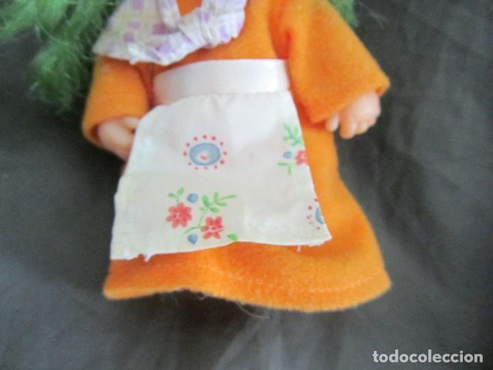 Muñecas Lesly y Barriguitas: BARRIGUITAS BRUJA PELO VERDE NECESITA LIMPIEZA - Foto 4 - 160379290