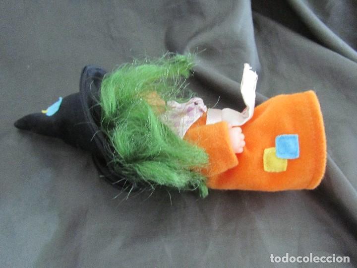 Muñecas Lesly y Barriguitas: BARRIGUITAS BRUJA PELO VERDE NECESITA LIMPIEZA - Foto 7 - 160379290