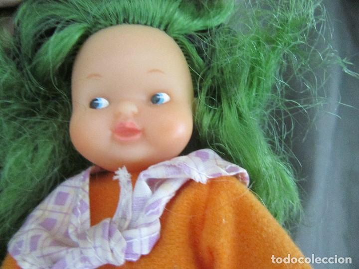 Muñecas Lesly y Barriguitas: BARRIGUITAS BRUJA PELO VERDE NECESITA LIMPIEZA - Foto 10 - 160379290