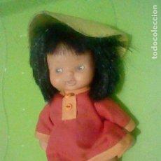 Muñecas Lesly y Barriguitas: BARRIGUITAS CHINA GORRO Y VESTIDO SIN ETIQUETA FAMOSA NUCA 97 . Lote 160379614