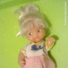 Puppen Lesly und Barriguitas - BARRIGUITAS RUBIA VESTIDO SIN ETIQUETA FAMOSA NUCA 97 - 160385318