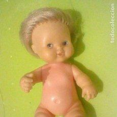 Puppen Lesly und Barriguitas - BARRIGUITAS RUBIA PEL CORTO FAMOSA 97 OJOS AZULES - 160511642