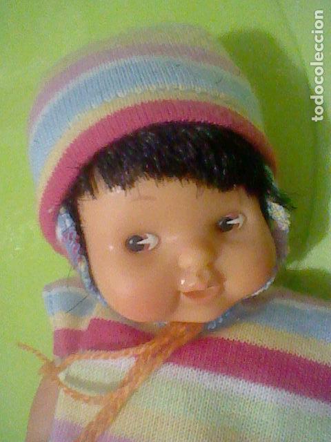 Muñecas Lesly y Barriguitas: BARRIGUITAS ANDINA PONCHO GORRO FAMOSA 97 - Foto 3 - 160525910