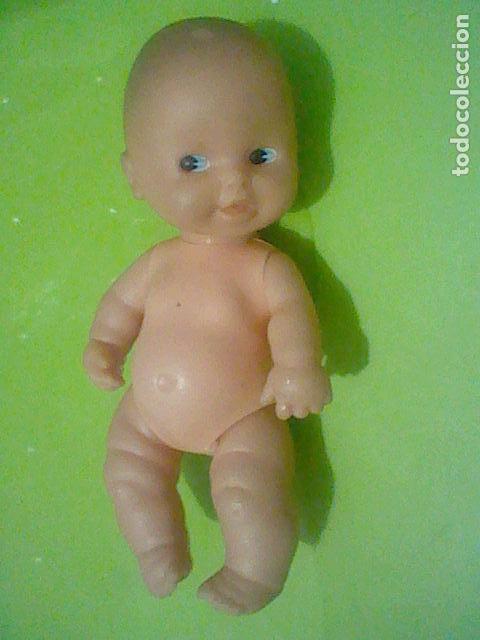Muñecas Lesly y Barriguitas: BARRIGUITAS PELON OJOS AZULES FAMOSA - Foto 3 - 160547974