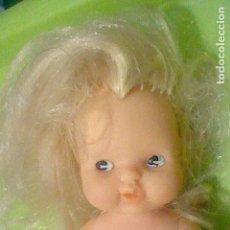 Puppen Lesly und Barriguitas - BARRIGUITAS PELO LARGO RUBIO OJOS AZULES DE PIE FAMOSA 97 - 160548010