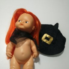 Muñecas Lesly y Barriguitas: BARRIGUITAS BRUJA DEL BOSQUE. Lote 160637377