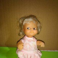 Muñecas Lesly y Barriguitas: BARRIGUITAS ORIGINAL AÑOS 80 CON CONJUNTO ORIGINAL FAMOSA. Lote 160843390