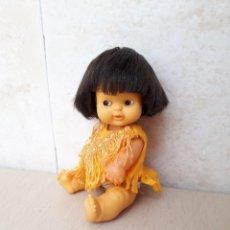 Muñecas Lesly y Barriguitas: BARRIGUITAS INDIO ? AÑOS 80. Lote 161700190