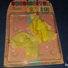 Muñecas Lesly y Barriguitas: VESTIDO BARRIGUITAS. Lote 162104514