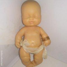 Muñecas Lesly y Barriguitas: BARRIGUITAS RETOÑO BEBÉ (OJOS CERRADOS) FAMOSA AÑOS 80. Lote 162454258