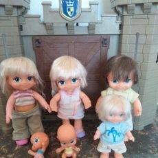 Puppen Lesly und Barriguitas - lote BARRIGUITAS NEW de FAMOSA, muñecas,niño y bebés - 162539385
