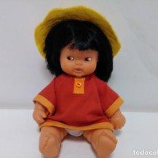 Muñecas Lesly y Barriguitas: BARRIGUITAS DEL MUNDO, CHINA. Lote 162882766