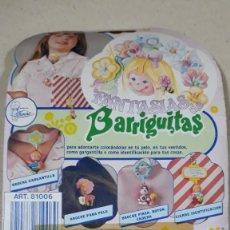 Muñecas Lesly y Barriguitas: PAYASO 2 - FANSTASÍA BARRIGUITAS EN BLISTER. Lote 163044302