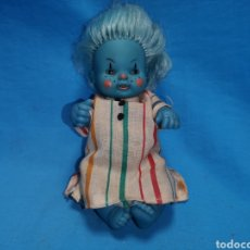 Lesly and Barriguitas dolls - Antigua barriguitas de famosa astro color azul - 163775661