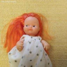 Muñecas Lesly y Barriguitas: BARRIGUITAS PELIRROJA. Lote 163805982