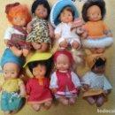 Muñecas Lesly y Barriguitas: LOTE BARRIGUITAS DEL MUNDO. Lote 163806094