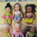Muñecas Lesly y Barriguitas: LOTE BARRIGUITAS. Lote 163826518