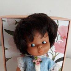 Muñecas Lesly y Barriguitas: BARRIGUITAS MORITO AÑOS 80. Lote 164926478