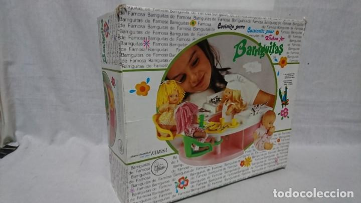 Muñecas Lesly y Barriguitas: COCINA ROSA DE BARRIGUITAS DE FAMOSA, AÑOS 80 - Foto 7 - 165229930