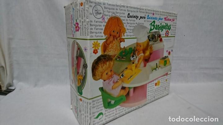 Muñecas Lesly y Barriguitas: COCINA ROSA DE BARRIGUITAS DE FAMOSA, AÑOS 80 - Foto 8 - 165229930