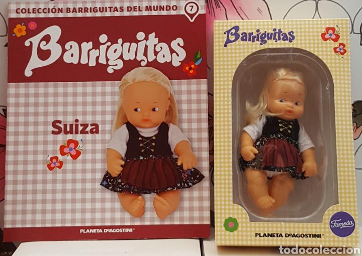 BARRIGUITA EN CAJA Y CERTIFICADO SUIZA (Juguetes - Muñeca Española Moderna - Barriguitas)