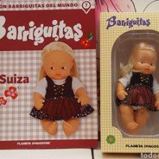 Muñecas Lesly y Barriguitas: BARRIGUITA EN CAJA Y CERTIFICADO SUIZA. Lote 190903828