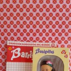 Muñecas Lesly y Barriguitas: BARRIGUITAS DEL MUNDO. Lote 168273876