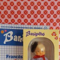 Muñecas Lesly y Barriguitas: BARRIGUITAS DEL MUNDO. Lote 168274016