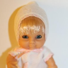 Muñecas Lesly y Barriguitas: BARRIGUITAS DE FAMOSA OJOS DURMIENTES - AÑOS 80. Lote 168368424