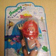 Muñecas Lesly y Barriguitas: NEPTUNO BARRIGUITAS. Lote 169080438