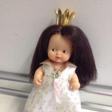 Muñecas Lesly y Barriguitas: BARRIGUITA BLANCA NIEVES COMPLETA, VINTAGE.. Lote 169124762