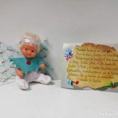 Muñecas Lesly y Barriguitas: BARRIGUITAS SILFO AZUL AÑOS 80 NUEVA. Lote 169243580