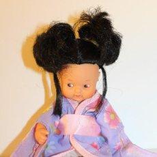 Muñecas Lesly y Barriguitas: BARRIGUITAS DE FAMOSA VIAJANDO POR EL MUNDO JAPON. Lote 169576032