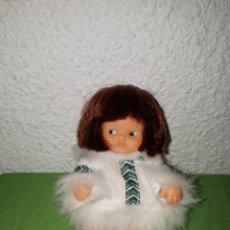Muñecas Lesly y Barriguitas: BARRIGUITAS ESQUIMAL DE FAMOSA MARCADA 97 EN LA NUCA. Lote 169796188