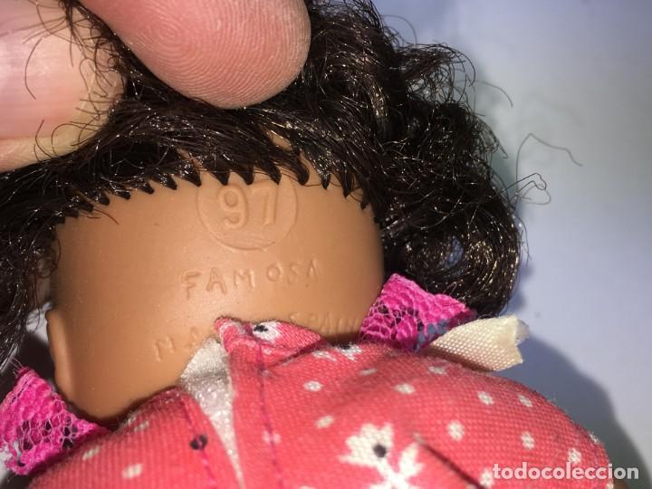 Muñecas Lesly y Barriguitas: MUÑECA BARRIGUITAS NEGRITA BESITOS - Foto 3 - 169991408