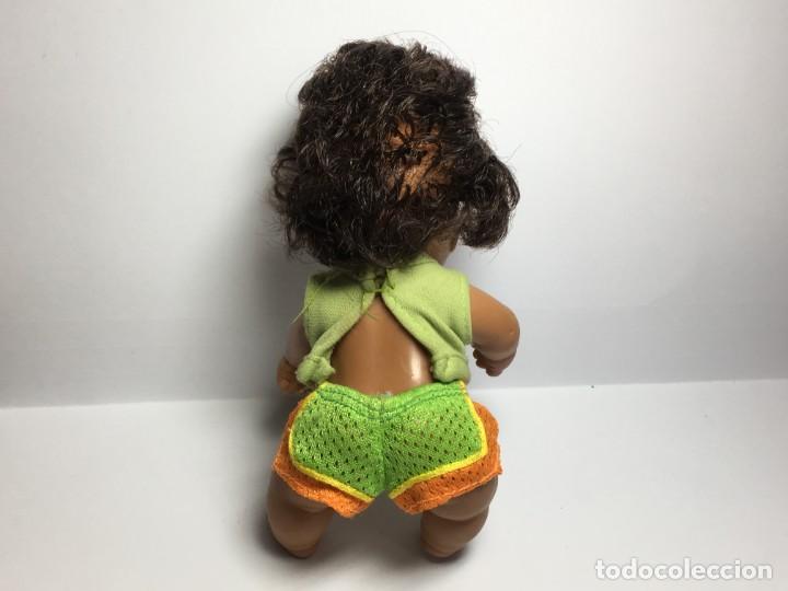 Muñecas Lesly y Barriguitas: MUÑECA BARRIGUITAS NEGRITA BESITOS - Foto 2 - 171676343
