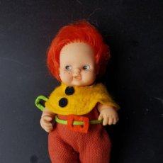 Muñecas Lesly y Barriguitas: MUÑECA BARRIGUITAS DE FAMOSA ENANITO ENANO. Lote 171831549