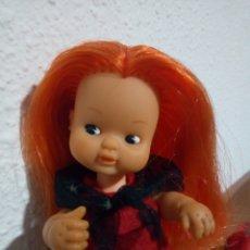 Muñecas Lesly y Barriguitas: ANTIGUA BARRIGUITAS BRUJA MALA. Lote 172422565