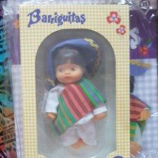 Muñecas Lesly y Barriguitas: MUÑECO BARRIGUITA BARRIGUITAS MEJICO MEXICO MEJICANO MEXICANO PLANETA DEAGOSTINI FAMOSA Y FASCICULO. Lote 172429140